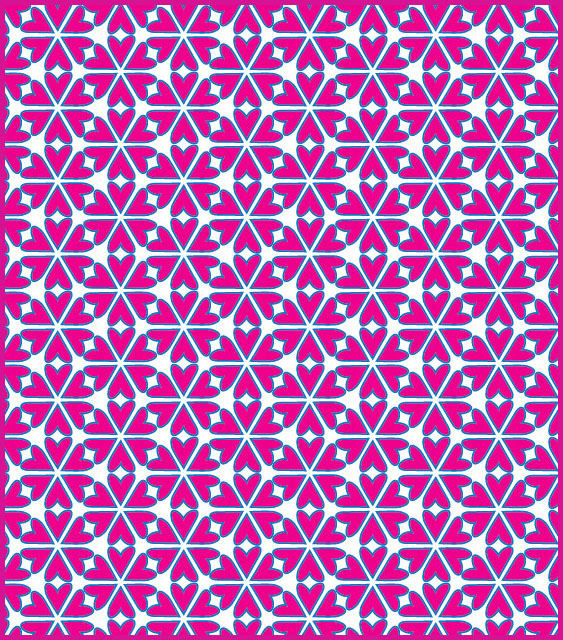 Quick And Easy Pattern Making In Illustrator CS40 CS40 Custom Repeat Pattern Illustrator