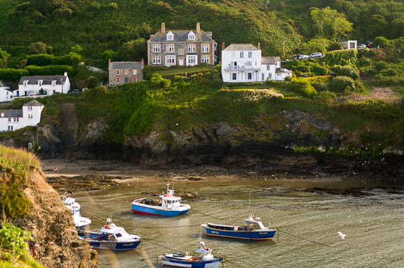 portisaac1 Port Isaac Cornwall   home of Doc Martin