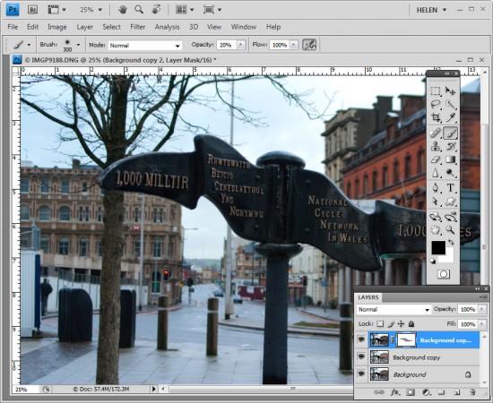 step51 e1315871597446 Photoshop: Applying fixes using masks
