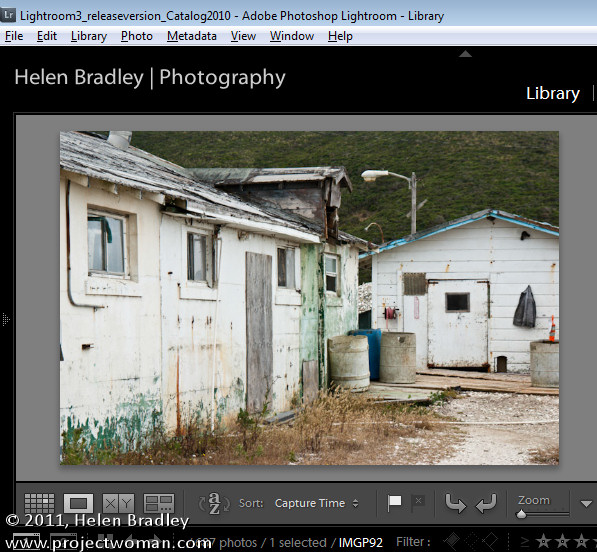 toolbar 1 Secrets of the Lightroom toolbar