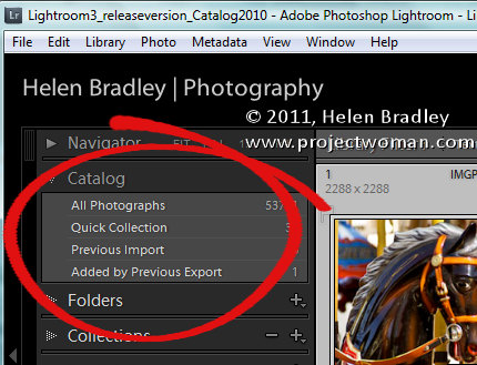 LR Collections 5 Things to know about Lightroom Collections