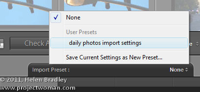 Lightroom import dialog 5 things to know bonus1 5 Things to know about the Lightroom Import dialog