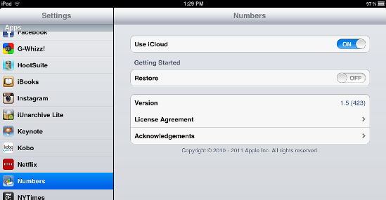 configure numbers pages keynote for iwork icloud How to set up your PC and your iPad for the free iWork and iCloud