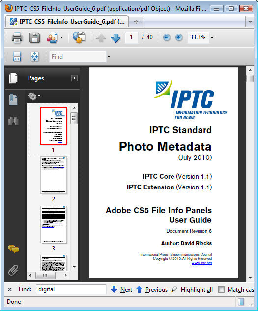 iptc metadata in lightroom 8 Lightroom: Add your IPTC metadata on Importing images
