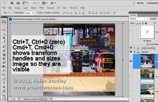 10 photoshop shortcut keys 1 Ten best Photoshop shortcuts