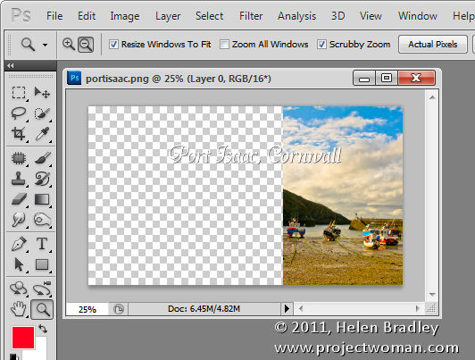LR identity plates and slideshows 6 Slideshow Titles with Identity Plates in Lightroom