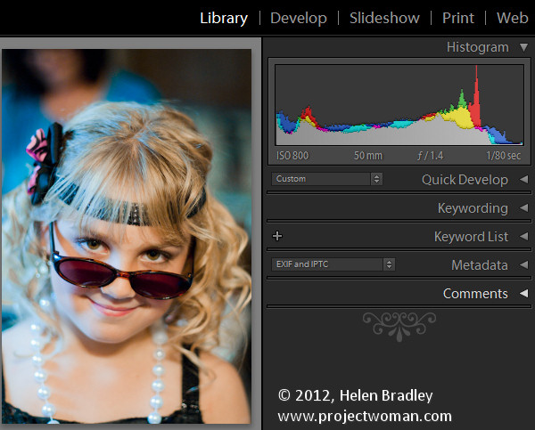 Lightroom happy snap workflow opener A Happy Snap Lightroom workflow
