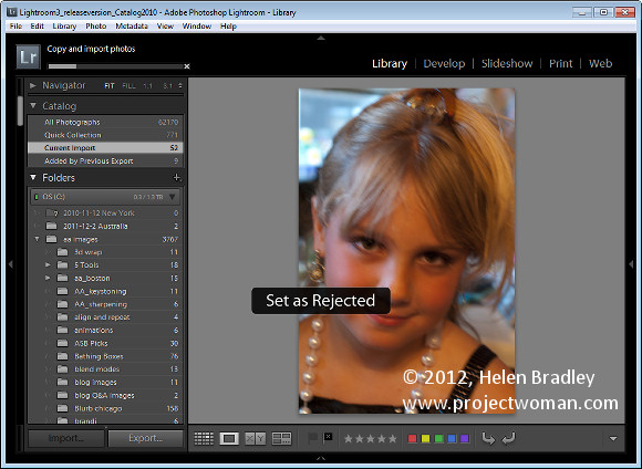 Lightroom happy snap workflow step3 A Happy Snap Lightroom workflow