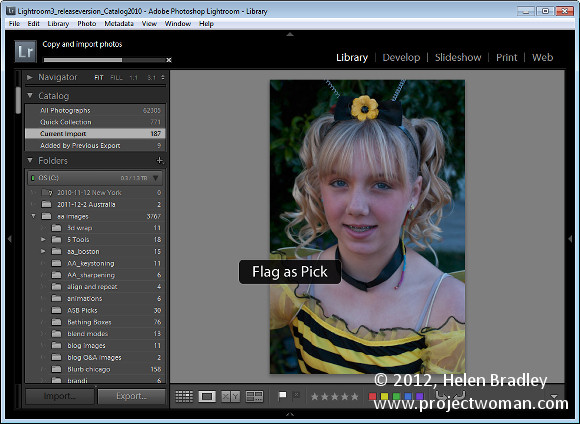Lightroom happy snap workflow step4 A Happy Snap Lightroom workflow