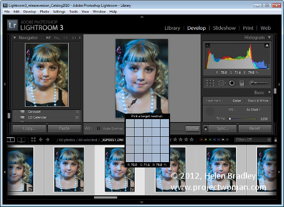 Lightroom happy snap workflow step7 A Happy Snap Lightroom workflow