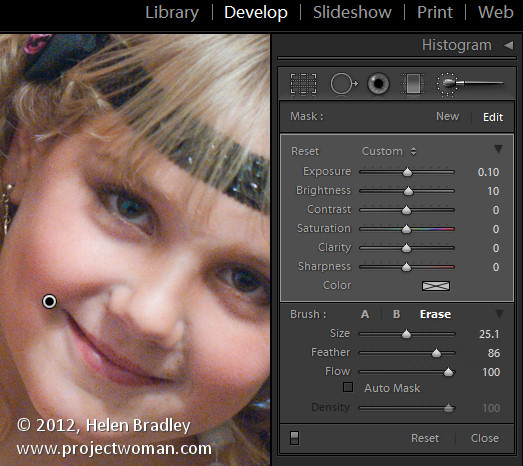 Lightroom happy snap workflow step8 A Happy Snap Lightroom workflow