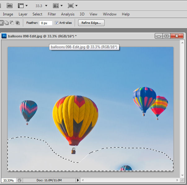 Photoshop content aware fill 3 Smarter Content Aware Fill