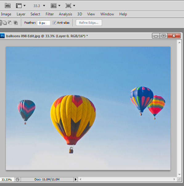 Photoshop content aware fill 7 Smarter Content Aware Fill
