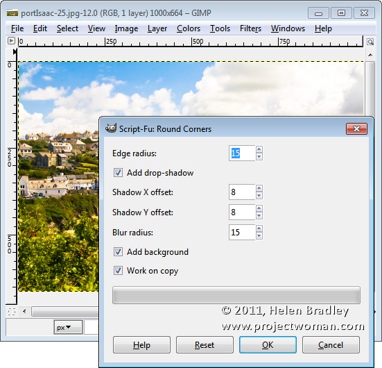 gimptips 2 5 top tips for working with Gimp