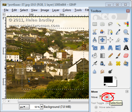 gimptips 5 5 top tips for working with Gimp