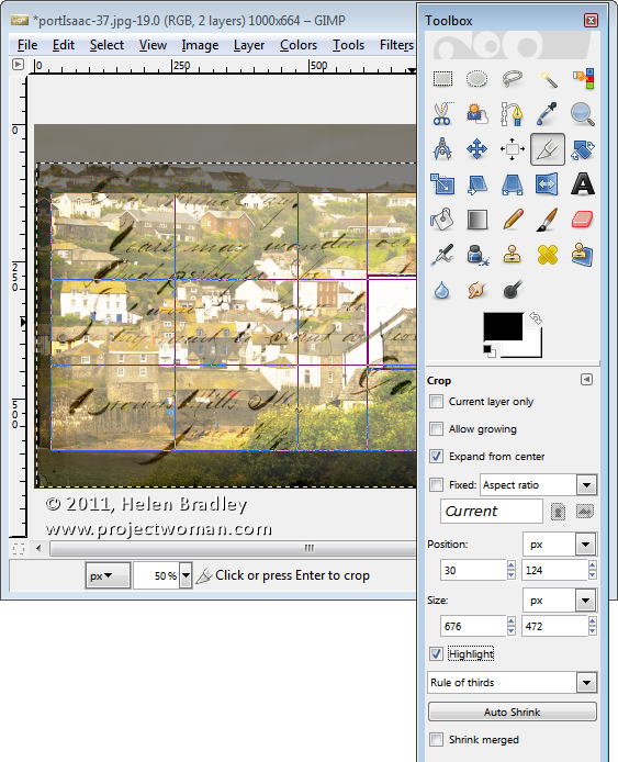 gimptips 7 5 top tips for working with Gimp