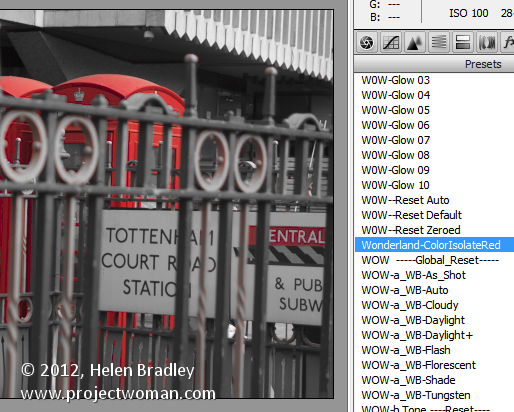 lightroom presets in ACR 5 Use Lightroom Presets in Adobe Camera Raw
