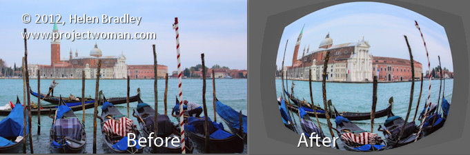 Fisheye effect Lightroom opener Create a Fisheye Effect in Lightroom