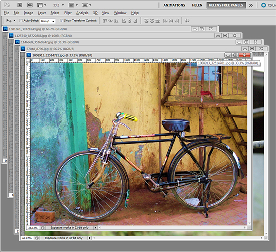 tip7 Trevors Photoshop Tip of the Week   Cycling Through Open Projects
