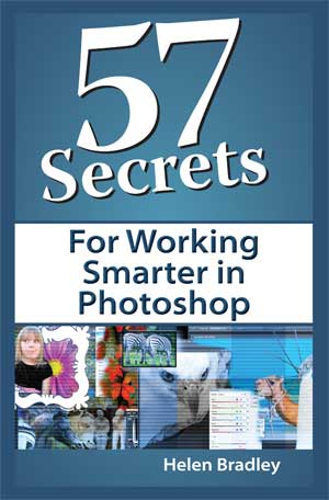 PhotoshopCover300 57 Secrets for Working Smarter in Photoshop