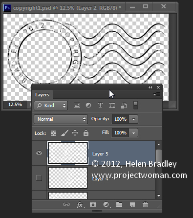 Custom lightroom image watermark 2 Lightroom Tip   Using Image Watermarks