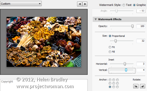 Custom lightroom image watermark 4 Lightroom Tip   Using Image Watermarks