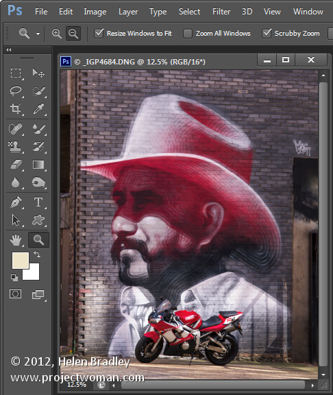 photoshop masks 101 step1 Photoshop Masks 101