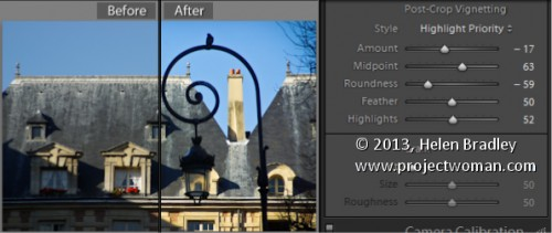 Lightroom Add a Vignette Effect e1364262728521 Lightroom Tip   Add a Vignette Effect to an image
