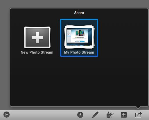 how to add videos from iphone to mac