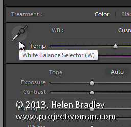 Lightroom white balance 2 Lightroom Tip   Adjusting White Balance