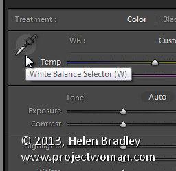 Lightroom white balance 2 Lightroom Tip   Adjusting White Balance