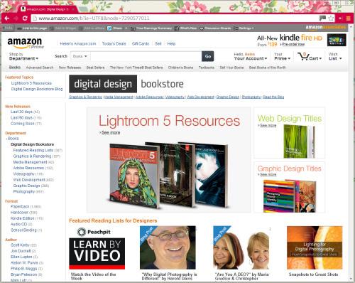 amazon digital design books Amazons Digital Design Bookstore