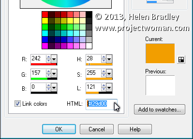 hex to vba color conversion1 Convert Hex to VBA colors