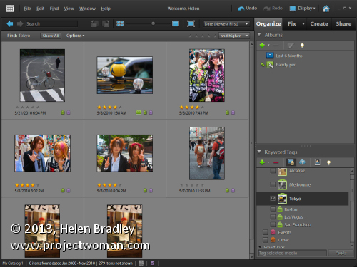 workflow PSE keywords Rev Up Your Photo workflow   Part 2   Keywords and Copyright Metadata