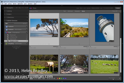 workflow lightroom flickr Rev Up Your Photo workflow   Part 3   Organizing, Fixing and Sharing images