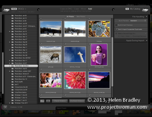 workflow lightroom import Rev Up Your Photo workflow