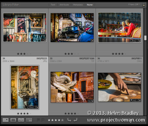 workflow select images lightroom Rev Up Your Photo workflow   Part 3   Organizing, Fixing and Sharing images