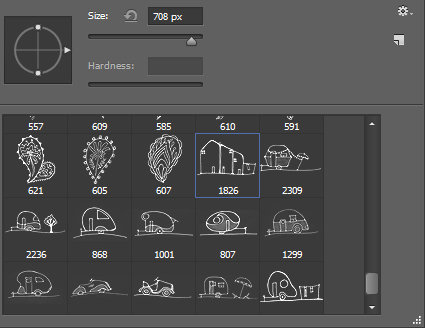 where to install Photoshop brushes on the pc and mac 2 Where to Install Photoshop Brushes on the PC and Mac