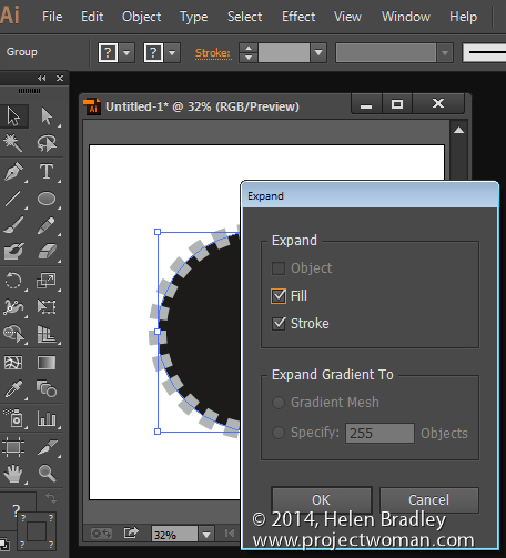 create a gear shape in illustrator 3 Create a stepped edge gear shape in Illustrator