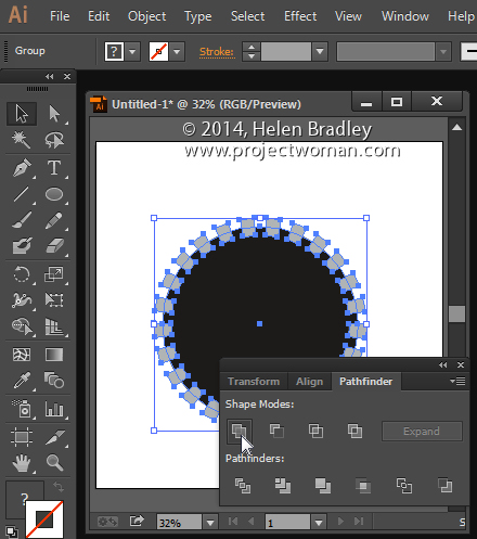 create a gear shape in illustrator 4 Create a stepped edge gear shape in Illustrator