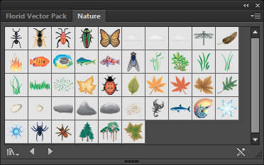 all illustrators symbols from its symbol libraries in one easy to view screensho 2t What Symbols are Included in Illustrator