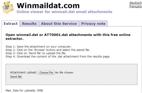 open winmaildat files easily 2 How to Open Winmail.dat files