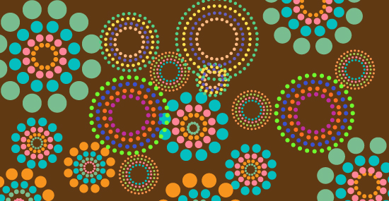 dotted tunnels 3 Make Concentric Circles of Dots in Illustrator