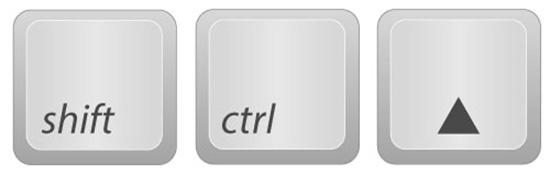 shortcut keys for mac word