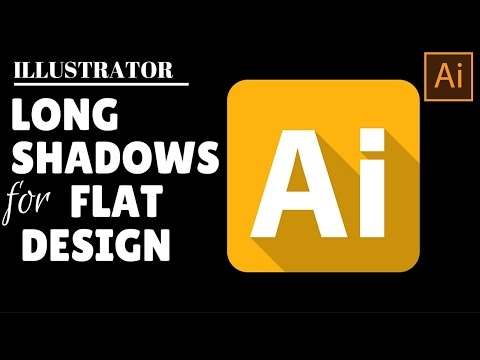 36 long shadows illustrator Create Long Shadow Icons in Illustrator