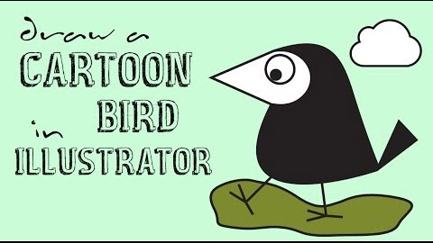 46 cartoon bird Draw a Cartoon Bird in Illustrator   Harness the Power of the Shape Builder Tool